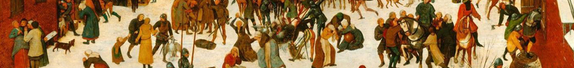 Massacre of the Innocents / Bruegel, Pieter, ca. 1525-1569 / 1565-1567 (Click the picture for more information)