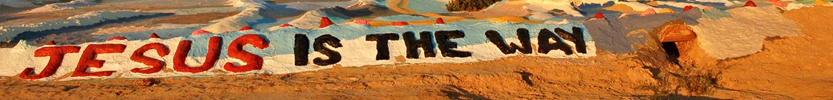 Salvation Mountain / Knight, Leonard, 1931- / 1993-2009 (Click the picture for more information)